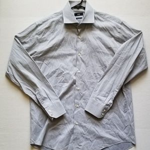 Hugo Boss size 16 collar dress shirt
